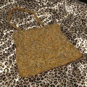 Exquisite beaded purse
